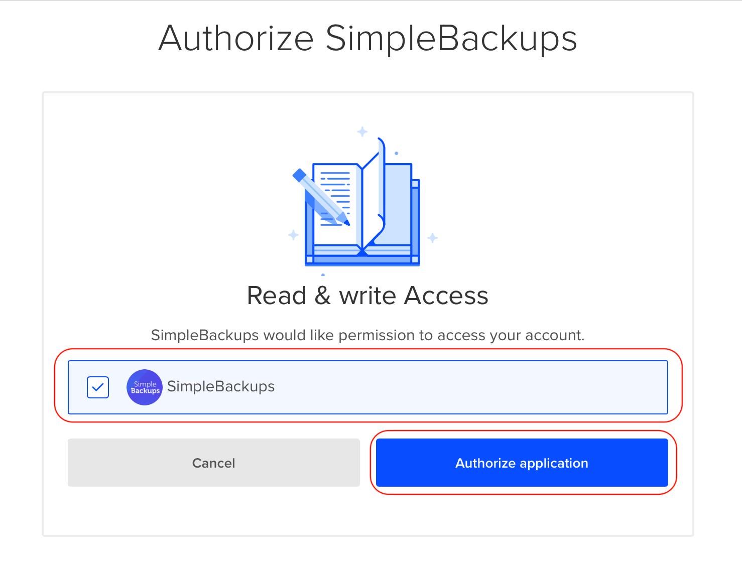 SimpleBackups-DigitalOcean-Connect-Add-Provider-Step3